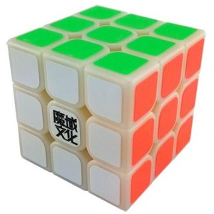 YJ Moyu Aolong 3x3x3 57mm Speed Cube Puzzle, Primary